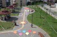 ORTAHISAR - Çocuk Oyunları Bu Parkta Hayat Bulacak
