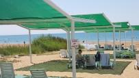 ÇOLAKLı - Çolaklı Halk Plajına Düzenleme