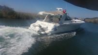 EKOLOJIK - Dalyan Kanalındaki Motoryat Tepki Çekti