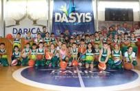 KARATE - Darıca Yaz Spor Okulları Eğitimlerini Sürdürüyor