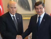 AHMET DAVUTOĞLU - Davutoğlu'ndan Bahçeli'ye cevap