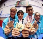 İSMAİL HAKKI - Deaflympics'te 8. Gün Müsabakaları