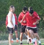 FORMA - Diyarbekirspor'da İkinci Etap Başladı