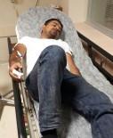 ELEKTRİKLİ BİSİKLET - Elektrikli Bisikletle Otomobil Çarpıştı Açıklaması 1 Yaralı
