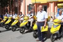 KAVAKYOLU - Erzincan PTT'ye 10 Yeni Motor