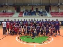 BASKETBOL TAKIMI - Gaziantep Kolej Vakfı Basketbolda Şampiyon Oldu