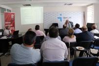 KALİFİYE ELEMAN - Gaziantep'te İstihdam Ve Mesleki Eğitim Kurulu Toplantısı
