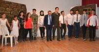 ZAFER ENGIN - Gençlerden 'Diriliş' Oyunu