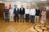 ANADOLU İMAM HATİP LİSESİ - Genel Sekreter Bayram'a Ziyaretler Sürüyor
