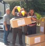 BAKANLIK - Hatay'da Üreticiye 18 Bin 400 Adet Tuzak Dağıtıldı