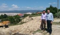 KANALİZASYON - Hisarcık Kızılçukur Köyü İçme Suyu Ve Kanalizasyon Şebekesi Hattı'nın İhalesi Sonuçlandı