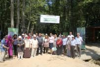 DOĞAL YAŞAM PARKI - Huzurevi Sakinleri Doğal Yaşam Parkı'nı Gezdi