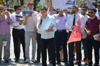 GAZILER - İmam Hatiplilerden İsrail Protestosu