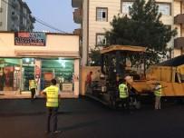 CEMIL ÖZTÜRK - İpekyolu Belediyesinden Yol Asfaltlama Çalışması