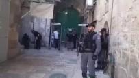 MESCİD-İ AKSA - İsrail Geri Adım Attı Açıklaması Dedektörleri Kaldırdı