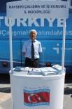 CUMHURIYET - İstihdam Otobüsü Kayseri'de