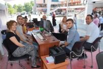 REHBER ÖĞRETMEN - İzmit Belediyesi Tercih Standı Yoğun İlgi Görüyor