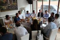 SİVİL TOPLUM - Kaymakam Dundar'dan Veda Yemeği