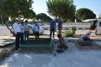 YUNUSEMRE - Keçiliköy Mahallesi'nin Su Basıncı Sorunu Çözüldü