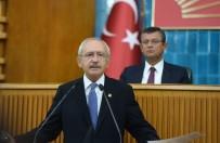 SELAHADDIN EYYUBI - Kılıçdaroğlu Açıklaması 'Mescid-İ Aksa'nın İbadete Kapatılması Kabul Edilemez'