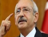ALMANYA - Kılıçdaroğlu yine şaşırtmadı.