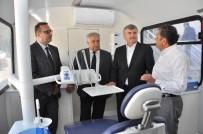 SAĞLIK HİZMETİ - Konya'da Gezici Ağız Ve Diş Sağlığı Kliniği Hizmete Başladı