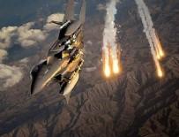 KUZEY IRAK - Kuzey Irak'a hava harekatı