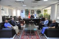 ULUSLARARASI - Makedonya'dan SAÜ'ye Ziyaret