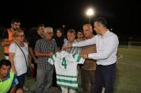FORMA - Manisa BBSK Mustafa Derin Anısına Futbol Turnuvası Düzenledi