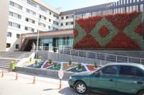 PSIKOLOJI - Melikgazi Belediyesi'nden Duvarlara Çiçek Panosu