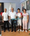 DÜNYA ŞAMPİYONU - Mersinli Genç Okçu İstanbul'dan Şampiyonlukla Döndü