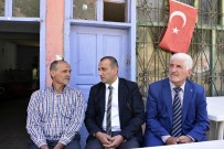 HAMIT YıLMAZ - MHP Heyetinden Şehit Öğretmenin Ailesine Taziye Ziyareti