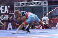 İSVEÇ - Milli Güreşçilerden Bir Gümüş Ve İki Bronz Madalya