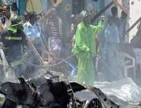 BOMBALI ARAÇ - Mısır'da bombalı saldırı