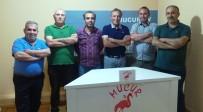 MURAT KILIÇ - Mucur'da Basın Birliği Derneği Kuruldu