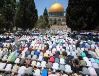GÖZ YAŞARTICI GAZ - Müslümanlar Mescid-İ Aksa kararını bugün verecek