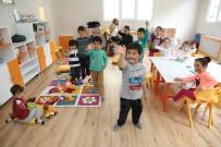 PAZAR ALIŞVERİŞİ - Nar Tanem Oyunevi Çocuklara Ve Annelere Hizmet Etmeye Devam Ediyor