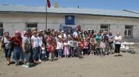 KıNALı - Narman'daki Köy Okullarında Öğrenim Gören Öğrencilere Yardım