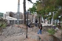 RESTORASYON - Niksar'daki 'Kale Hamamı' Restore Ediliyor