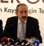 KAYSERI TICARET ODASı - Ömer Gülsoy Ticaret Odası Başkanlığına Adaylığına Açıkladı