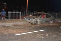 ATATÜRK - Ortaca'da Trafik Kazası; 1 Yaralı