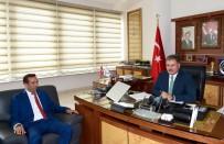 YENİ MALATYASPOR - Evkur Yeni Malatyaspor'da Yeni Stat Ve Tesislerin Durumu Görüşüldü