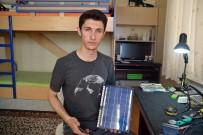 PATENT - Malatyalı Genç Portatif Şarj Cihazı Yaptı