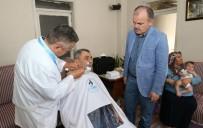 PAMUKKALE - Pamukkale Belediyesi'nden 2 Bin Kişiye Evde Bakım Hizmeti