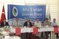 Rektör Karakaya Pilot Üniversite Yatırımlarını Anlattı