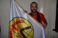 SEMIH ŞENTÜRK - Semih Şentürk Yeniden Eskişehirspor'da