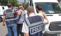 SUÇ ÖRGÜTÜ - Serbest Kalan Suç Örgütü Şüphelisi 7 Kişi Tutuklandı