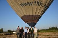 SICAK HAVA BALONU - Seyitgazi'de Balon Heyecanı