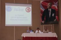 SINOP ÜNIVERSITESI - Sinop'ta 15 Temmuz Paneli