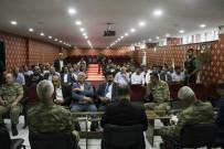 MEHMET AKTAŞ - Şırnak'a Yeni Atanan Vali Aktaş, Operasyonların Sürdüğü Kato Dağı'na Çıktı